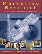 Marketing Research : A Practical Approach…