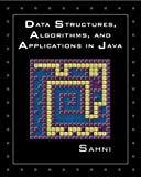 Sahni, Sartaj: Data Structures, Algorithms, and Applications in Java -- CD Included