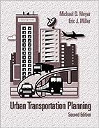 Urban Transportation Planning by Michael…