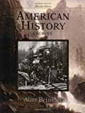 Brinkley, Alan: American History: A Survey MP w/PowerWeb