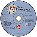 Wilson, Edwin: Making the Grade CD-ROM for use with Theater: The Lively Art