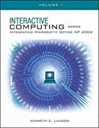 The Interactive Computing Series: Office XP…