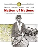 Davidson, James West: Nation of Nations Vol. I w/ Interactive E-Source CD; MP