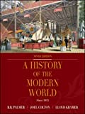Palmer, R. R.: A History of the Modern World: Since 1815 (9th edition) (v. 2)