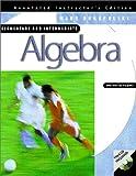 Mark Dugopolski: MP: Elementary & Intermediate Algebra w/ Smart CD (Annotated)