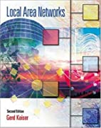Local Area Networks with CD-ROM by Gerd…
