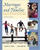 Olson, David H.: Marriages and Families: Intimacy, Diversity, and Strengths