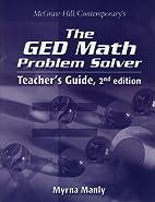GED Math Problem Solver Teacher's Guide 2nd…