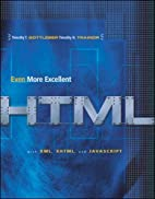 Even More Excellent HTML with Reference…