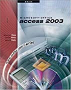 Microsoft Office Access 2003 : brief by…