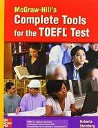 Toefl Complete Guide by Roberta Steinberg