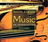 Kamien, Roger: 8-CD Basic set for use with Music: An Appreciation