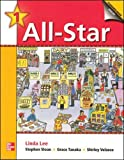 Lee,Linda: All-Star - Book 1 (Beginning) - Audio CDs (5) (Bk. 1)