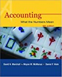Marshall, David: Accounting: What the Numbers Mean with Student Study Resource, PowerWeb & NetTutor Package