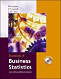 Bowerman, Bruce L: Essentials of Business Statistics with Student CD-ROM