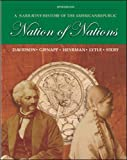 Heyrman, Christine Leigh: Nation of Nations: A Narrative History of the American Republic