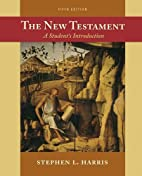 The New Testament: A Student's Introduction…