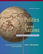 Politics among nations by Hans Joachim…