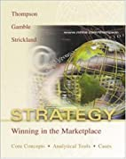 Strategy: Core Concepts, Analytical Tools,…