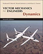 Vector Mechanics for Engineers: Dynamics by…