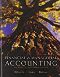 Williams, Jan: MP Financial and Managerial Accounting: The Basis for Business Decisions w/ My Mentor, Net Tutor, and OLC w/ PW