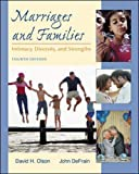 Olson, David H.: Marriages and Families: Intimacy, Diversity, and Strengths with PowerWeb