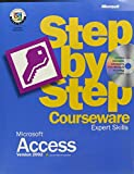 Microsoft Corporation: Microsoft Access Version 2002 Step by Step Courseware Expert Skills