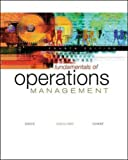 Davis, Mark: Fundamentals of Operations Management with Student CD-ROM and PowerWeb