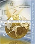 Organizational Behavior with Student CD and…