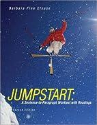Jumpstart! : a sentence-to-paragraph…