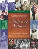 Davidson, James West: Nation of Nations: A Narrative History Of The American Republic: Since 1865, Chapters 17-33 w/CD and Powerweb Reg Code