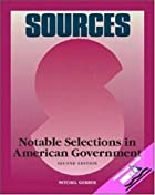 Sources: Notable Selections in American…