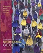 Contemporary World Regional Geography:…