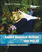 Applied Numerical Methods with MATLAB for…