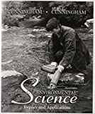 Cunningham, William P.: Principles of Environmental Science: Inquiry And Applications
