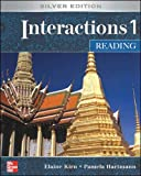 Kirn, Elaine: Interactions 1: Reading Student Book, Silver Edition