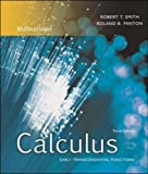 Smith, Robert: Calculus, Multivariable: Early Transcendental Functions; Multivariable