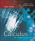 Smith, Robert: Calculus, Single Variable: Early Transcendental Functions