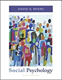 Myers, David: Social Psychology with SocialSense Student CD-ROM