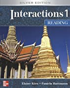 Interactions One Reading Student Book Wi by…