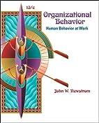 Organizational Behavior: Human Behavior at…