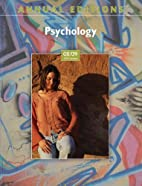 Annual Editions: Psychology 08/09 by Karen…