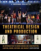 Theatrical Design and Production: An…