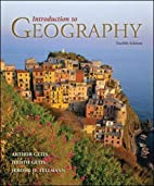 Introduction to Geography by Arthur Getis