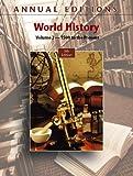 Mitchell, Joseph: Annual Editions: World History, Volume 2: 1500 to the Present, 9/e