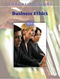 Richardson, John: Annual Editions: Business Ethics 08/09