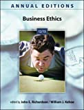 Richardson, John: Annual Editions: Business Ethics 12/13