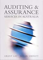 Auditing and Assurance Services in Australia…