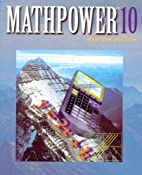 Mathpower 10 (Western Edition) by Pat Angel