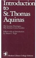 Introduction To Saint Thomas Aquinas by…